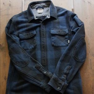 Vans Plaid Shirt Jacket Men's M